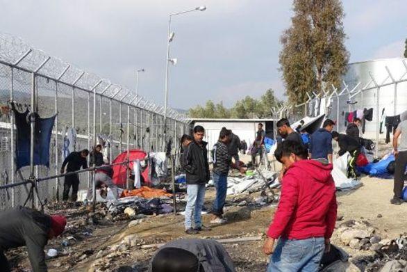 Oxfam για τη Μόρια: Βιασμοί, άθλιες συνθήκες στο κολαστήριο
