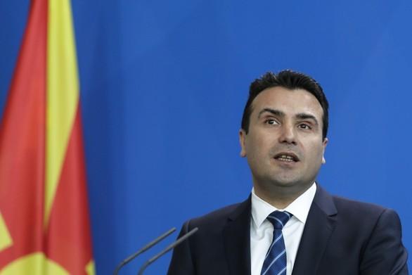 """Ζόραν Ζάεφ: """"Η Ελλάδα δεν αμφισβητεί τη «μακεδονική» ταυτότητα"""""""
