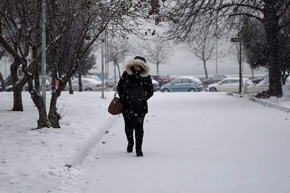 Χιόνια, βροχές και μποφόρ - Συνεχίζεται η κακοκαιρία