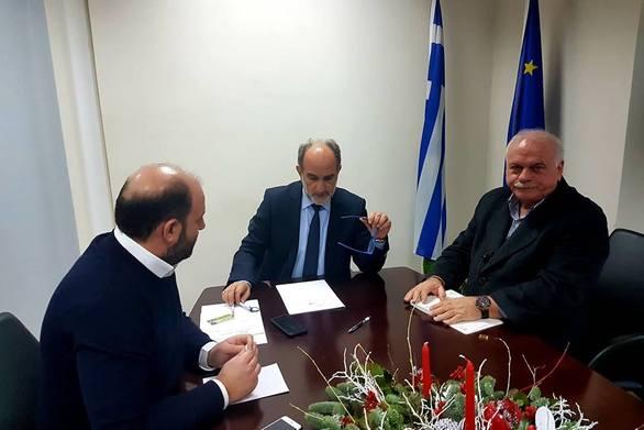 """Απ. Κατσιφάρας: """"Στόχος μας η Περιφέρεια Δυτ. Ελλάδας να αποτελέσει πρότυπο ορθολογικής διαχείρισης απορριμμάτων"""""""