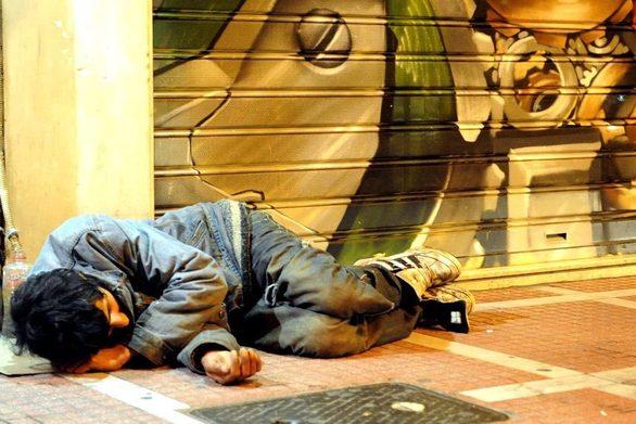 Πάτρα: Ανοίγει και πάλι ο χώρος φιλοξενίας αστέγων στο Παμπελοποννησιακό Στάδιο