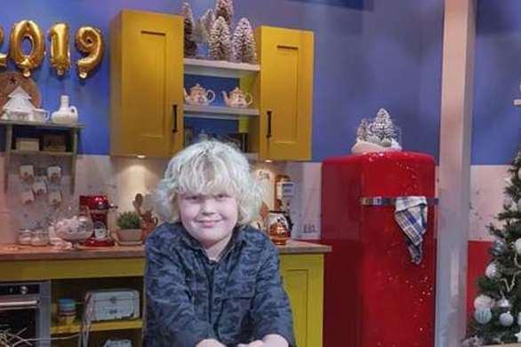 Ο μικρός Thomas προβάλει στην Ολλανδία το έργο του φιλοζωικού Μονεμβασίας (pics+video)