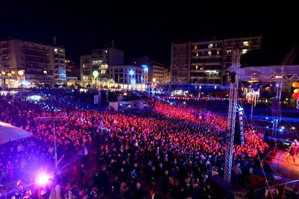 """Πάτρα: Ακυρώθηκε η """"Λευκή Νύχτα"""" στην έναρξη του Καρναβαλιού"""