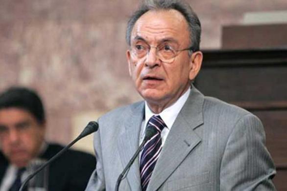 Συλλυπητήρια του Προέδρου της Βουλής για την απώλεια του Δημήτρη Σιούφα