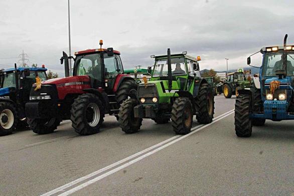 Αχαΐα: Βγαίνουν στους δρόμους οι αγρότες