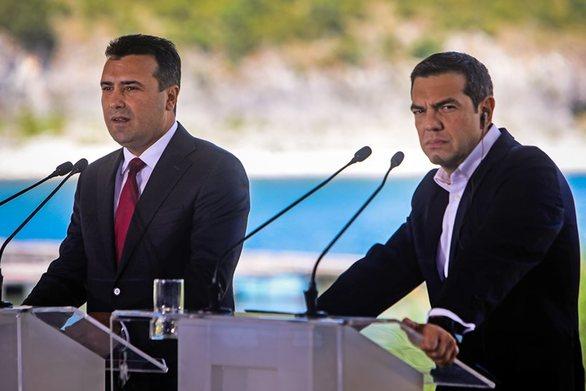 """Συμφωνία Πρεσπών: Στην Αθήνα τώρα το """"μπαλάκι"""""""
