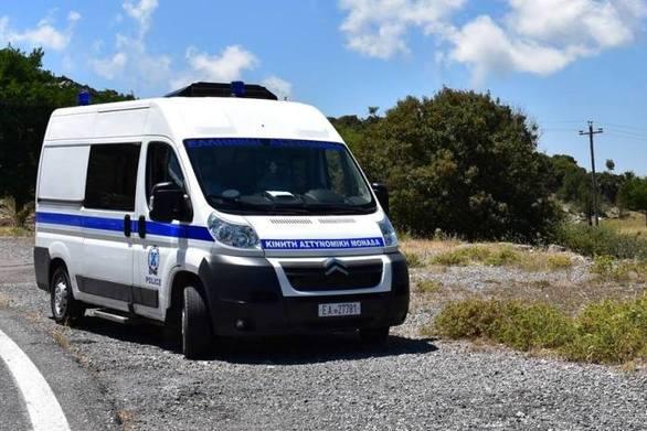 Αιτωλία: Tα δρομολόγια της Κινητής Αστυνομικής Μονάδας