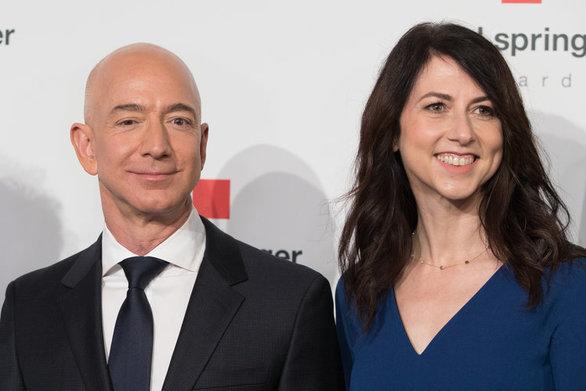 Νέες αποκαλύψεις για το πολύκροτο διαζύγιο του δισεκατομμυριούχου Jeff Bezos!