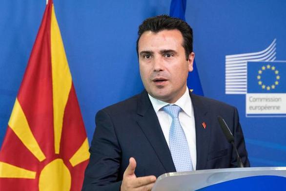 """Ζόραν Ζάεφ: """"Καλώ τους Έλληνες φίλους να επικυρώσουν τη Συμφωνία"""""""