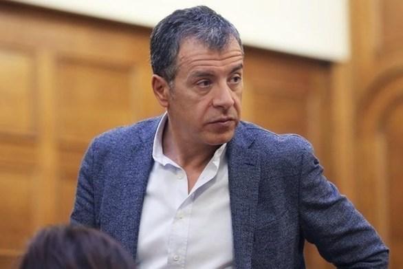 """Σταύρος Θεοδωράκης: """"Στόχος η κατάργηση του κομματικού κράτους"""""""