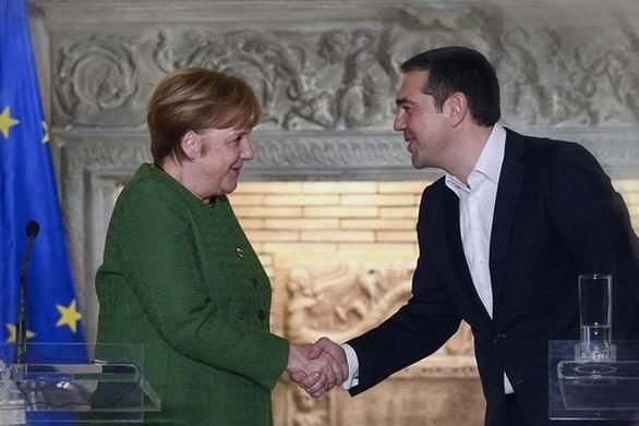 Πώς σχολίασαν τα γερμανικά ΜΜΕ την επίσκεψη της Μέρκελ στην Ελλάδα