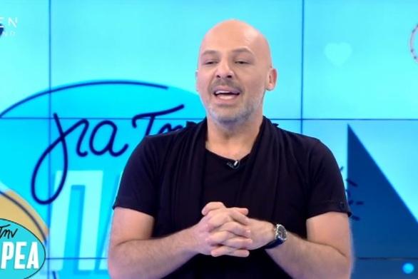 «Σαρώνει» στην τηλεθέαση η εκπομπή του Νίκου Μουτσινά (video)