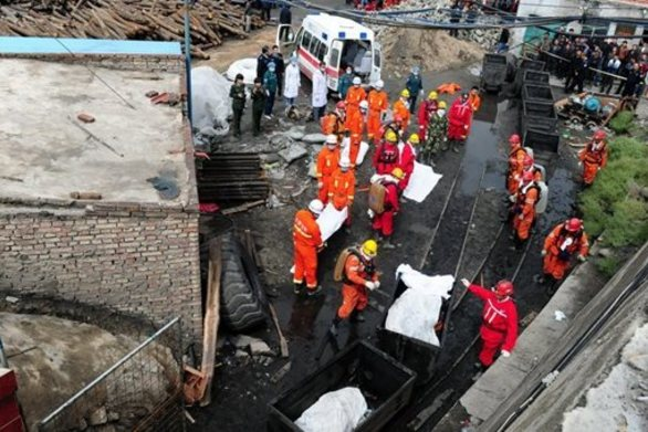 Κίνα: 21 ανθρακωρύχοι νεκροί από κατάρρευση στοάς