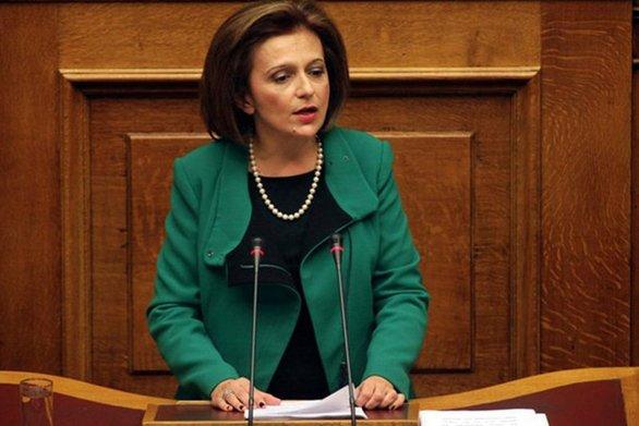 Μαρίνα Χρυσοβελώνη: «Δεν παραιτούμαι, η κυβέρνηση πρέπει να ολοκληρώσει την θητεία της»