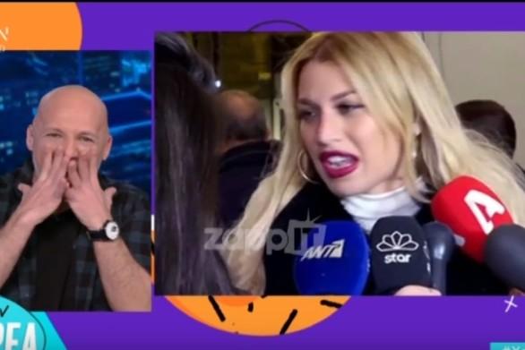 Απίστευτος διάλογος ανάμεσα σε Σπυροπούλου - Μουτσινά (video)