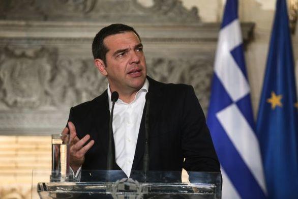 "Liberation: ""Ο Τσίπρας είναι «καλλιτέχνης» στον κίνδυνο"""