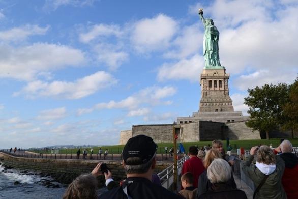Νέο ρεκόρ τουριστών στη Νέα Υόρκη το 2018