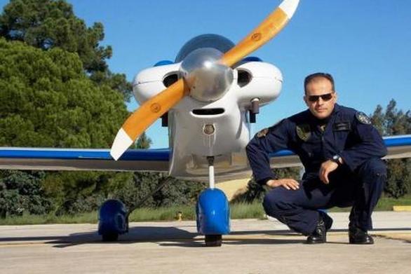 Χωρίς αποτέλεσμα οι έρευνες για τον Πατρινό πιλότο Παναγιώτη Κεφάλα