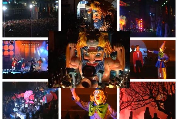 Η έναρξη του Πατρινού Καρναβαλιού όταν αλλάξαμε χιλιετία! (video)
