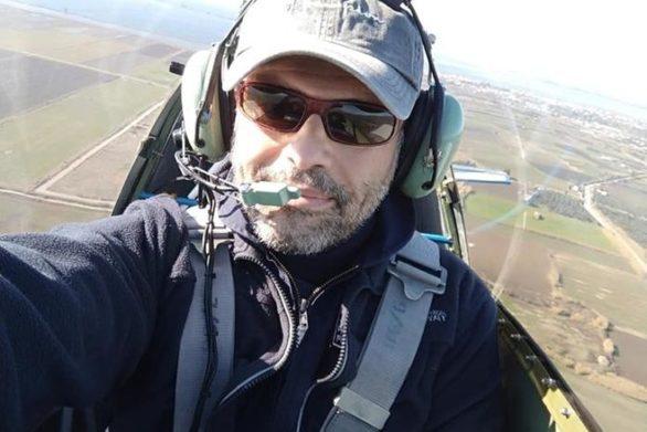Βρέθηκε νεκρός ο 47χρονος πιλότος Παναγιώτης Κεφάλας - Εντοπίστηκε ανοικτά του Μεσολογγίου