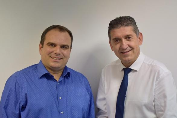 Πάτρα - Ο Γιώργος Μπαλάσης υποψήφιος με τον Γρηγόρη Αλεξόπουλο