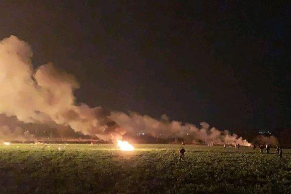 Μεξικό: Στους 94 οι νεκροί από την έκρηξη στον πετρελαιαγωγό