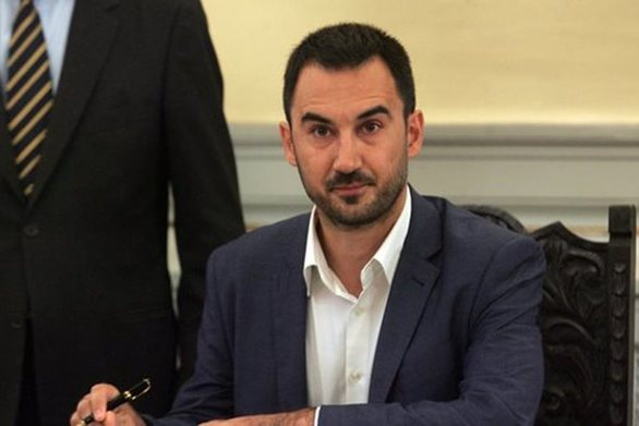 """Αλέξης Χαρίτσης: """"Ξεκινά μια νέα εποχή ειρήνης και συνανάπτυξης στα Βαλκάνια"""""""
