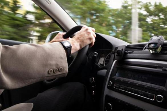 Βόνιτσα: Οδηγούσε χωρίς δίπλωμα
