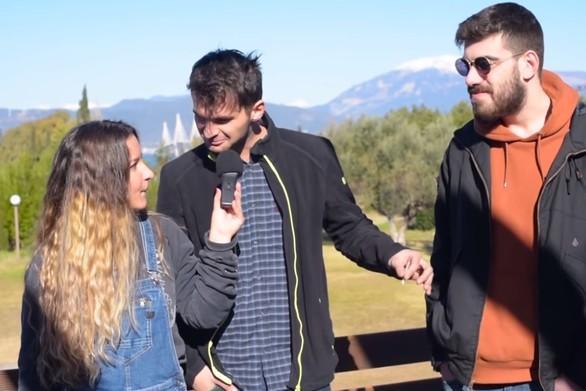 """Οι φοιτητές της Πάτρας είναι """"survivors"""" την εξεταστική περίοδο - Δείτε βίντεο"""