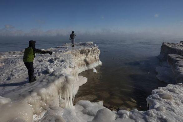 Πολικές θερμοκρασίες πλήττουν τις ΗΠΑ