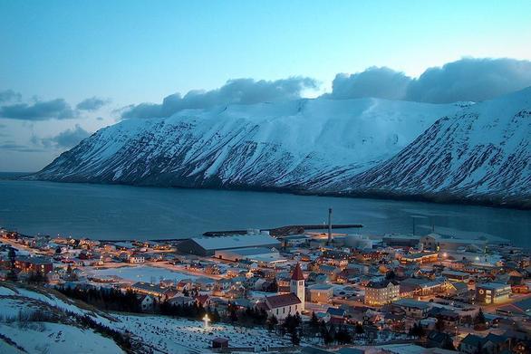 Στην Ισλανδία το Happy Traveller