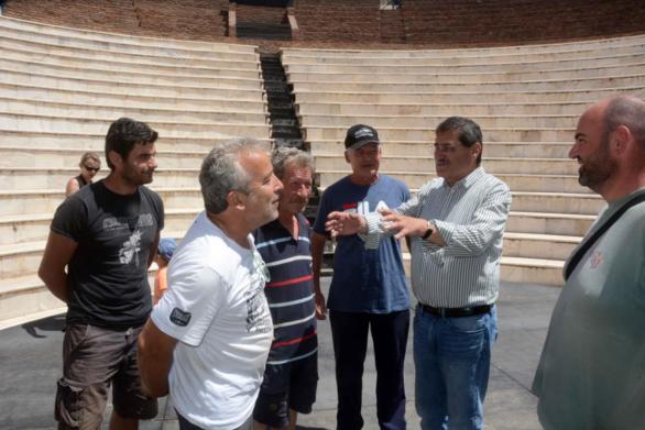 """Κ. Πελετίδης: """"Θα συνεχίσουμε να στηρίζουμε τον αγώνα ενάντια στην εκποίηση της Δημόσιας Περιουσίας"""""""