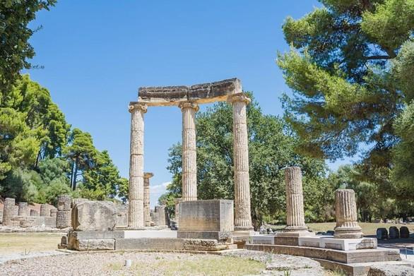 Η Αρχαία Ολυμπία στο καινοτόμο Ευρωπαϊκό έργο HERIT- DATA