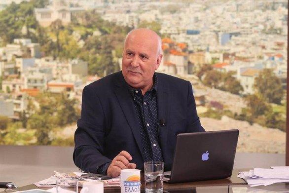 """Γιώργος Παπαδάκης για Μπάγια Αντωνοπούλου: """"Της ευχόμαστε ολόψυχα καλή επιτυχία"""" (video)"""