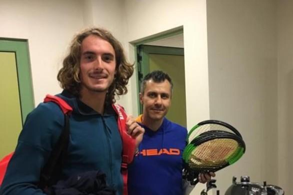 Σπουδαία διάκριση για το πατρινό τένις - Ο Λεωνίδας Χρονάς θα συμμετάσχει στο Sofia ATP 250 Open!