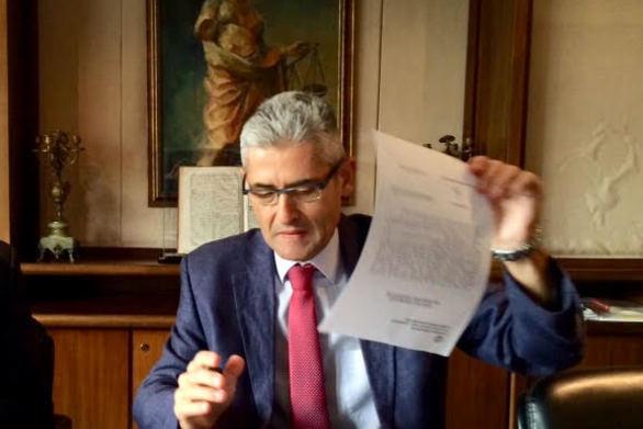 """Άγγελος Τσιγκρής: """"Η Ελλάδα έχει ανάγκη από ένα νέο δόγμα δημόσιας ασφάλειας"""""""