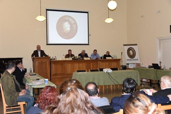Πάτρα: Eτήσια Συνέλευση μετά κοπής πίτας για τους εμπόρους