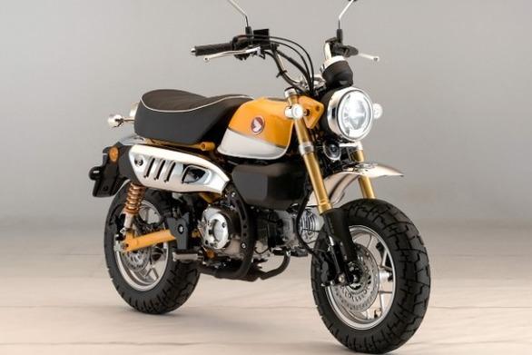 Το Honda Monkey 125 ABS αναμένεται να αφήσει ιστορία στο χώρο της μοτοσικλέτας (video)