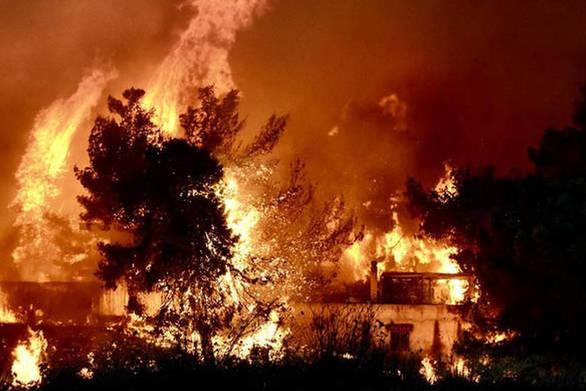 Πόρισμα - φωτιά για την τραγωδία στο Μάτι