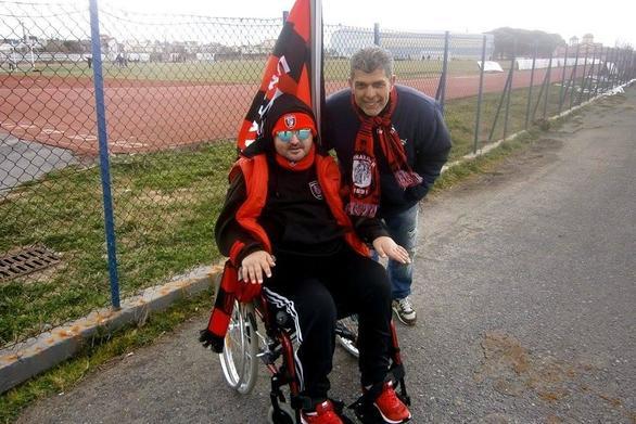 Διαψεύδει ο Αγρινιώτης διαιτητής την κλήση στην Παναχαϊκή για το αναπηρικό καροτσάκι