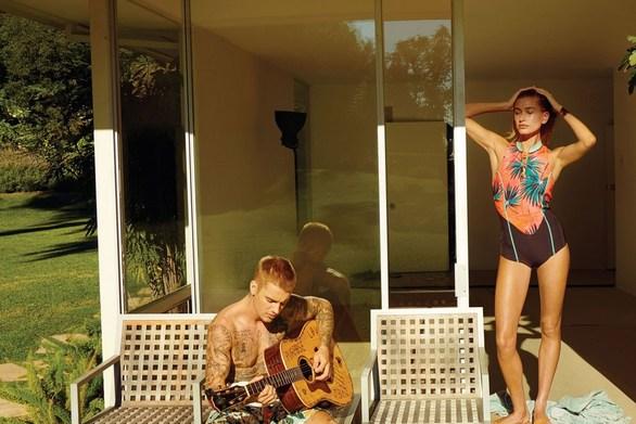 Το ζευγάρι Justin & Hailey ποζάρουν ως κύριος και κυρία Bieber! (φωτο)