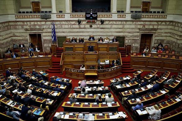 Με 153 ψήφους υπέρ ψηφίστηκε το πρωτόκολλο κύρωσης της ένταξης της Β. Μακεδονίας στο ΝΑΤΟ