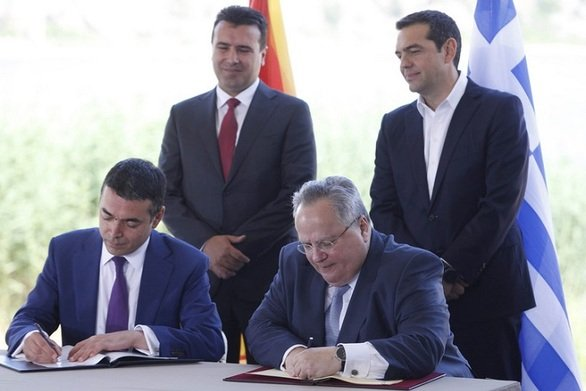 Τα ξένα ΜΜΕ για την κύρωση του πρωτοκόλλου ένταξης της Β. Μακεδονίας στο ΝΑΤΟ