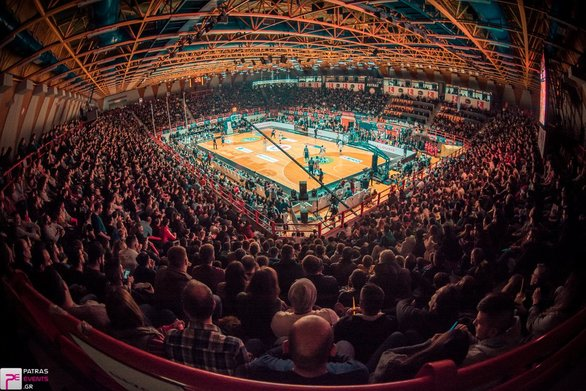 Αφιέρωμα στο 22ο All Star Game - 4.000 κόσμου παρακολούθησαν στην Πάτρα μπάσκετ υψηλού επιπέδου!