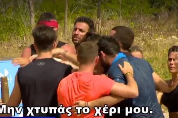 Survivor 3: Ήρθαν... στα χέρια Έλληνες και Τούρκοι (video)