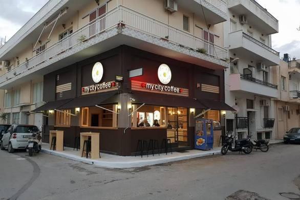 """Νέο """"My City Coffee"""" στην Πάτρα - Δείτε που άνοιξε"""