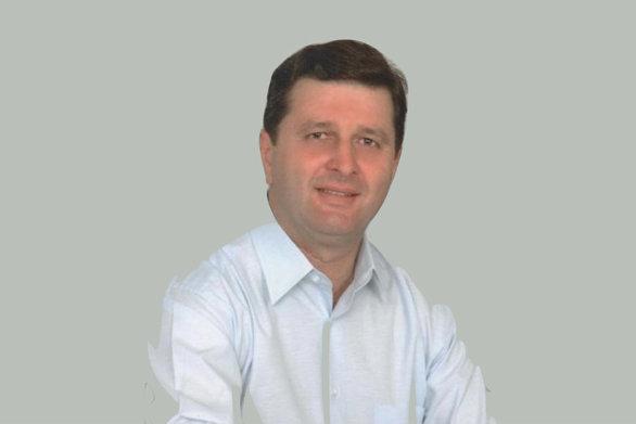 """Υποψήφιος με την παράταξη """"Όραμα για τη Δυτική Αχαΐα"""", ο Κυριάκος Ορλώφ"""