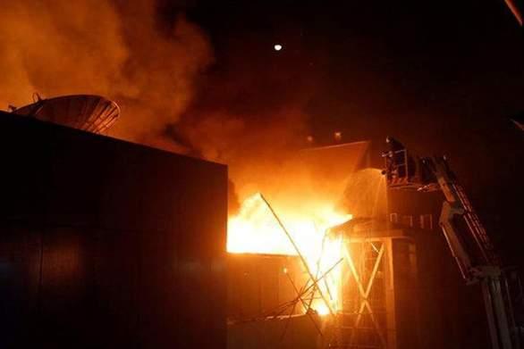 Πυρκαγιά σε ξενοδοχείο στο Νέο Δελχί