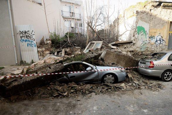 Πάνω από 1.400 εγκαταλελειμμένα κτίρια στο κέντρο της Αθήνας