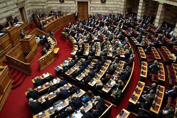 LIVE από τη Βουλή η συζήτηση για τη Συνταγματική Αναθεώρηση